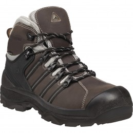 HIGH SAFETY SHOES NOMAD BROWN S3 SRC