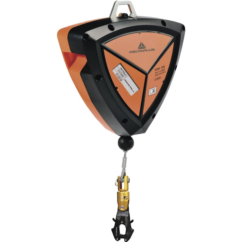 FALL ARRESTER WITH AUTOMATIC PROTECTOR TETRA AN15006F