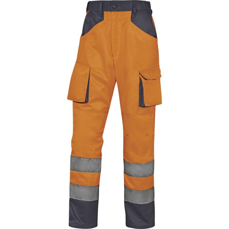 M2PHV Orange fluo-gris