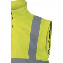 HIGH VISIBILITY JACKET RENO HV Fluorescent yellow