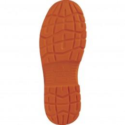 SICHERHEITSSCHUHE RIMINI4 S1P SRC Marineblau-Orange