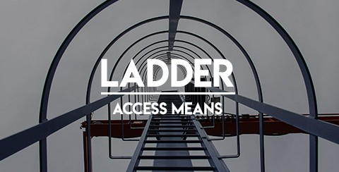 LADDER / access means