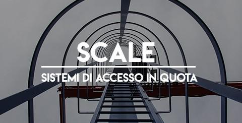 SCALE / sistemi di accesso in quota